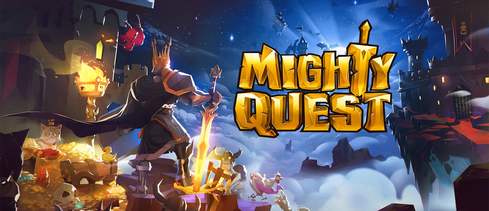 the mighty quest 7 1 1 apk